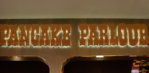 The Pancake Parlour, Melbourne Central Station