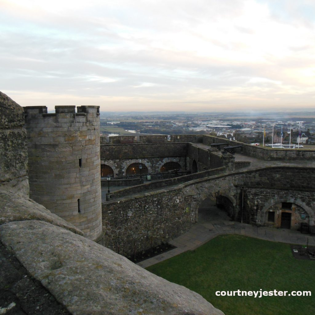 Stirling Castle 2012